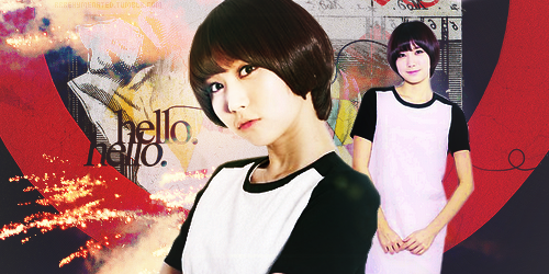 Yooyoung header #1 by xpomverte