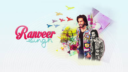 Ranveer Singh 1366x768 wallpaper by xpomverte
