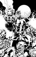 Thanos by Gingora