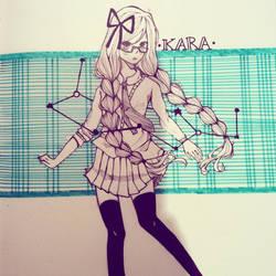 Kara by naori-boru
