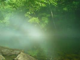 Fog Bow by riktorsashen