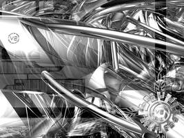 Liquid Steel V2 by PINOYtriskelion