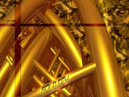 Gold Spy by PINOYtriskelion