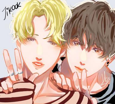 {BTSJikook} by SaitouHime145