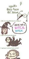 Harry Potter Meme by NintendoVii