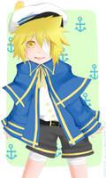 Vocaloid3: Oliver by Atlantica-kills