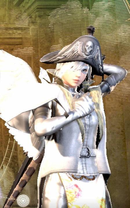 Xona - Female Angel by DecadeSnake