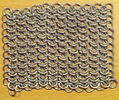 European 4-1 Chainmaille -WIP- by ssjskipp