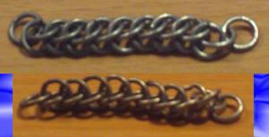 Half Persian 3-1 Chain by ssjskipp