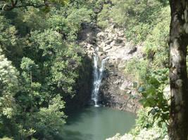 Maui Photo 2 - Waterfall by ssjskipp