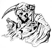 grim reaper by Constat