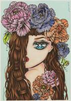 Miss Deathwish by jenninn
