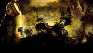 Dante's Inferno 4 Greed by SulphurFeast