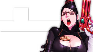 Bayonetta PSP Wallpaper 5 by SulphurFeast