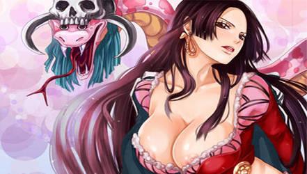One Piece PSP Wallpaper 07 by SulphurFeast