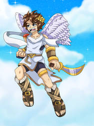 Pit Kid Icarus by Phobus-Apollo
