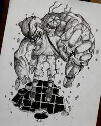 boy by silvacedro