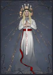 Sancta Lucia by FantasyMaker