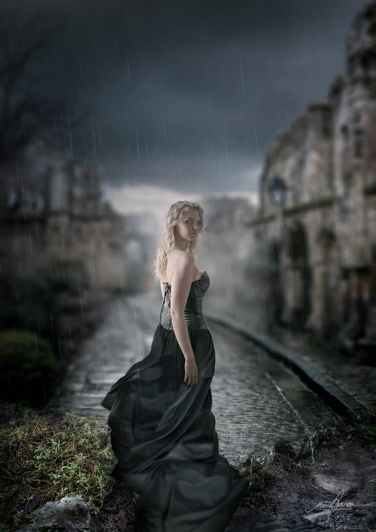 Rain by FantasyMaker