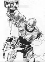 Robocop by fiuzafelipe