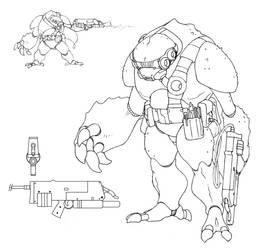 Thorim Technician by MunkenDronkey