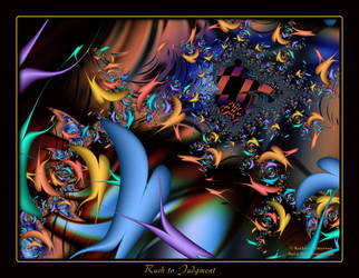 Rush to Judgment by rocamiadesign