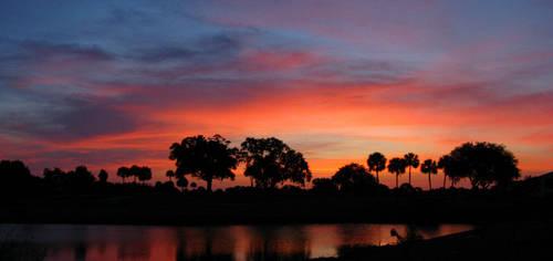 An Early May Sunrise by buddhabear