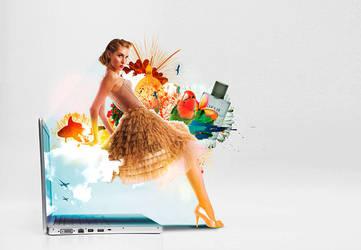 MacBook Pro by YSR1