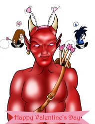 Happy Valentine's Day to All by BleedingRayne