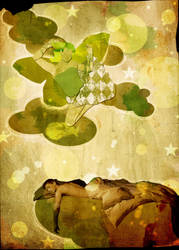 Absinthe Dreams by BleedingRayne