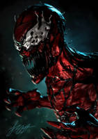 Maximum Carnage by liquid-venom