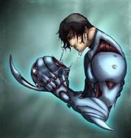Guyver Armor by liquid-venom