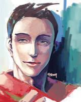 Random Portrait by na-insoo