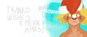 Merry Xmas! by Crisjofreart