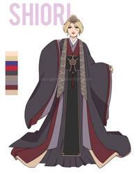 CM - Shiori by tsurugami
