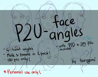 P2U - Face Angles by tsurugami