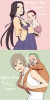 Konoha RGB Mother's Day! by tsurugami