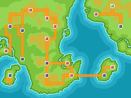 The Sericoh Region by Rayquaza-dot