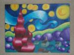 Shiny Night by bOUnCyGiraffie