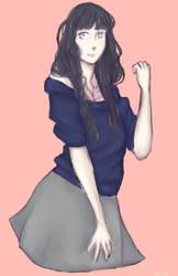 Hinata by xoxHanyouGirlxox