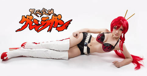 Yoko TTGL by FlawlessAya