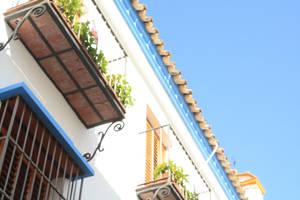 Blue house by summerskarma