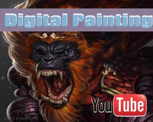 Youtube: Monkey King by AlexDRomero