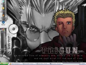 Trigun Screeny by Vexing