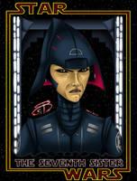 Star Wars - Seventh Sister by RCBrock