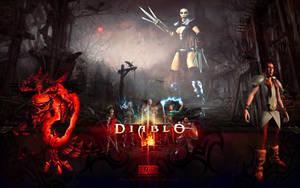 Diablo II wallpaper by Ishily