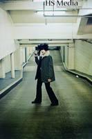 Psycho-Pass: Shinya Kogami 21 by J-JoCosplay