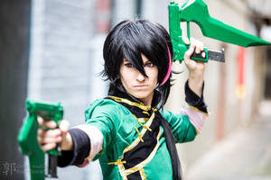 RWBY: Lie Ren 13 by J-JoCosplay
