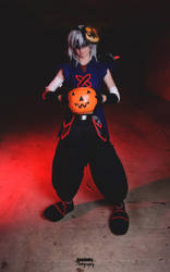 Kingdom Hearts: Halloween Riku 8 by J-JoCosplay