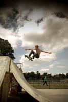 ollie fakie by boarder69-uk